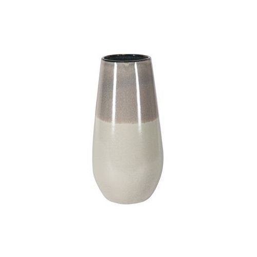 Black red white Wazon ceramiczny (5901440644241)