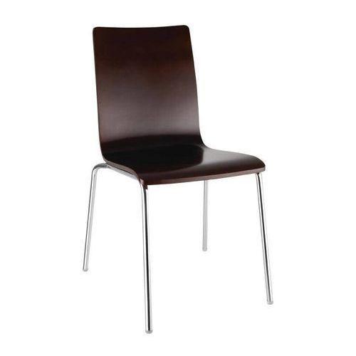 Bolero Krzesło orzech | 4 szt.