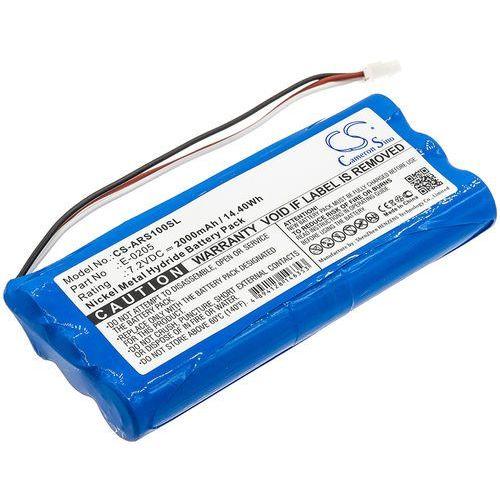 Aaronia Spectran Handheld Spectrum / E-0205 2000mAh 14.40Wh Ni-MH 7.2V (Cameron Sino), CS-ARS100SL