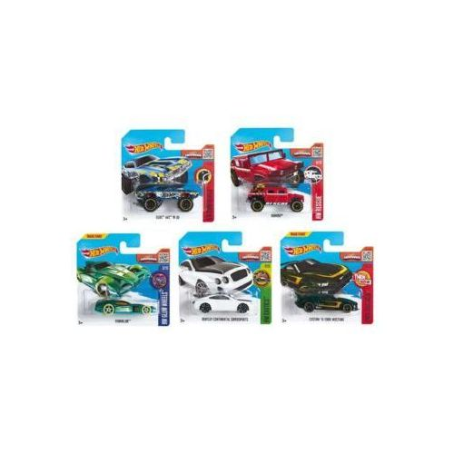 Hot wheels  samochodziki clipstrip, ast