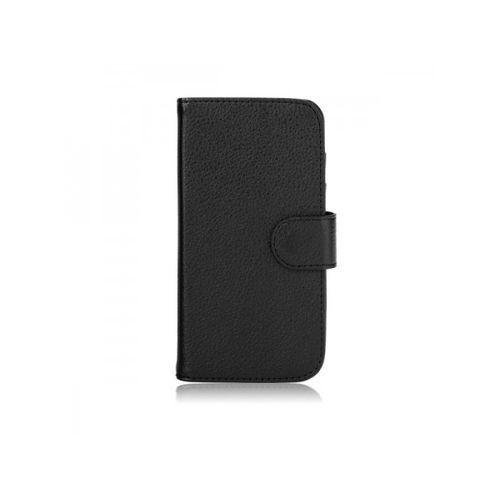 Pokrowiec wallet case (samsung galaxy s4) czarny marki Xqisit