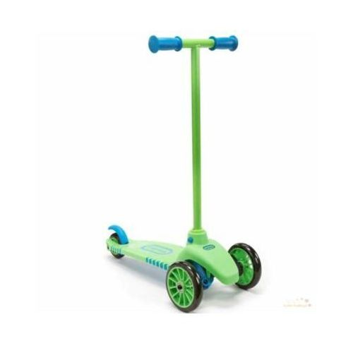 lean to turn scooter - green/blue marki Little tikes