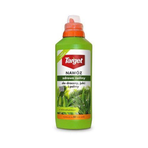 Nawóz płynny do draceny, juki i palmy zdrowe rośliny 500 ml marki Target