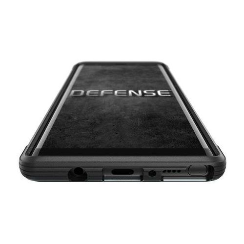 X-Doria Defense Shield - Etui aluminiowe Samsung Galaxy Note 8 (2017) (Black)