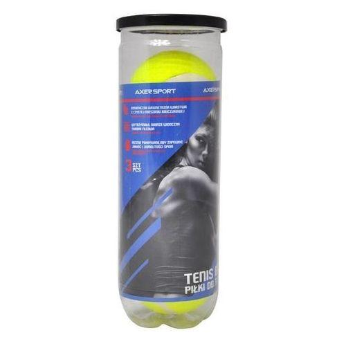 Piłki do tenisa ziemnego patriot, marki Axer sport
