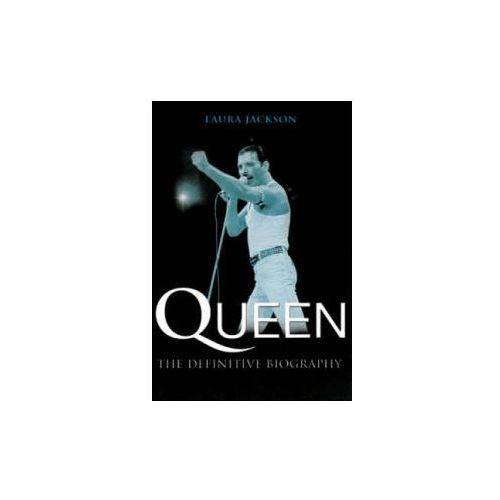 Queen Definitive Biography (240 str.)