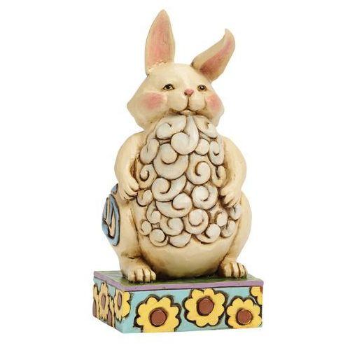 Królik Everybunny Needs Somebunny (Small lazy bunny) 4047079 Jim Shore (0045544913522)