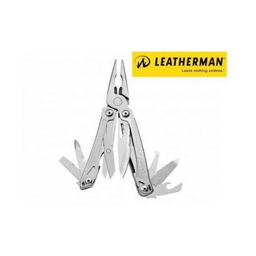 Leatherman Profesjonalny (14-funkcyjny) multitool wingman (usa) + pokrowiec z mocowaniem do pasa.