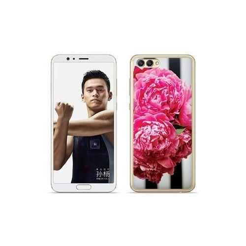 etuo Foto Case - Huawei Nova 2S - etui na telefon Foto Case - różowe kwiaty, kolor różowy