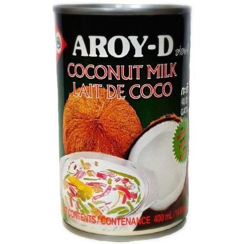 Mleko kokosowe do deserów w puszce 400ml - marki Aroy-d
