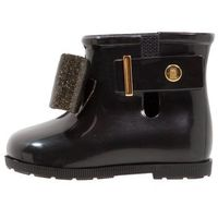 Melissa MINI SUGAR RAIN BOW Kalosze black (7909224246610)