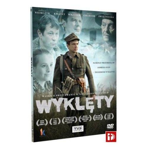Łęcki konrad Wyklęty - film dvd