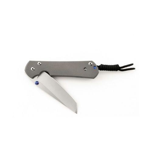 Chris reeve knives Nóż large sebenza 21 tanto l21-1010