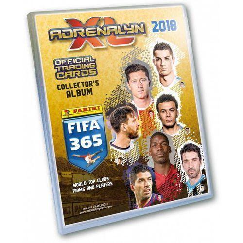 FIFA 365 2018 Album kolekcjonerski - Panini OD 24,99zł DARMOWA DOSTAWA KIOSK RUCHU (8018190087642)