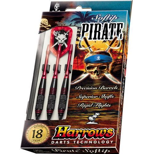 Harrows Komplet 3 rzutek pirate
