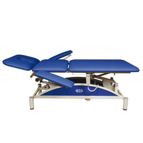 Stół 5 częściowy do masażu limfatycznego elektryczna regulacja wysokości 1300 lympha marki Btl
