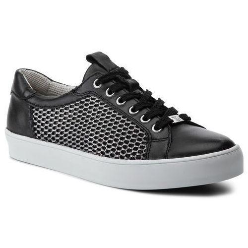 Sneakersy - 9-23652-22 black mesh 055 marki Caprice