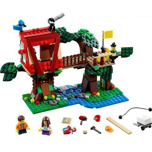 Lego Creator Przygody w domku na drzewie 31053, klocki