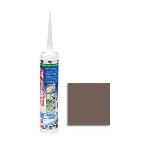 Mapei Silikon sanitarny mapesil ac 143 310 ml czekoladowy (8022452010279)