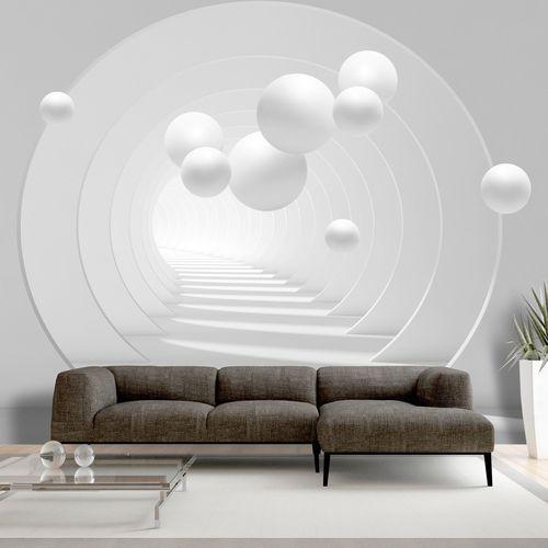 Fototapeta - Tunel 3D