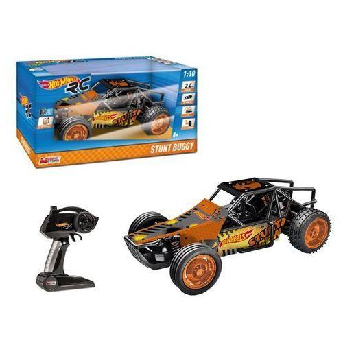 Brimarex Hot wheels - pojazd zdalnie ster. 1:10 stunt buggy (8001011634378)