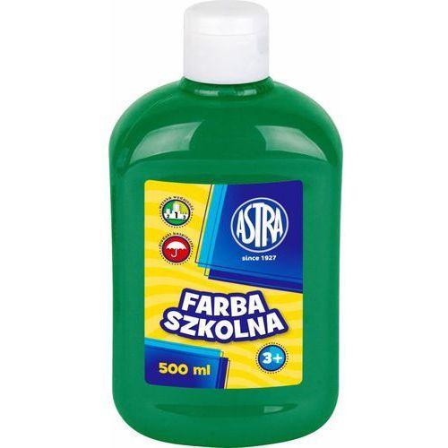 Farba plakatowa ciemna zielona 500ml 301-905 marki Astra