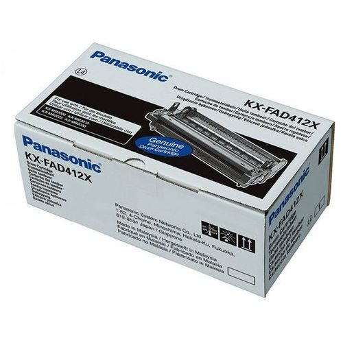 Panasonic Bęben kx-fad412x do faxów (oryginalny) [6k]