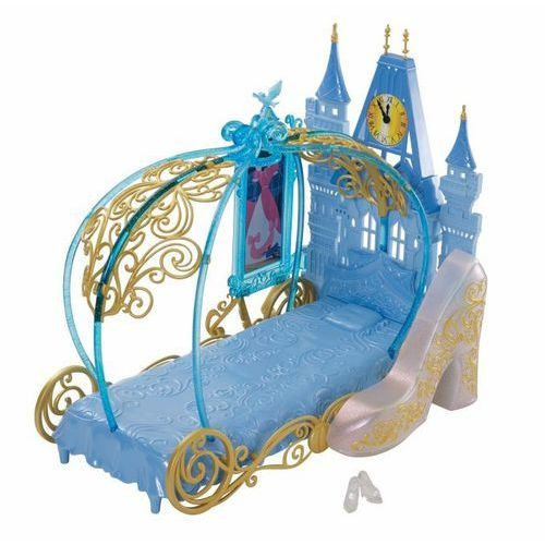 Zabawka  bajkowa sypialnia kopciuszka marki Mattel