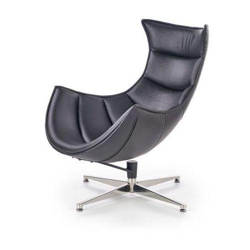 Skórzany fotel wypoczynkowy lusso marki Style furniture