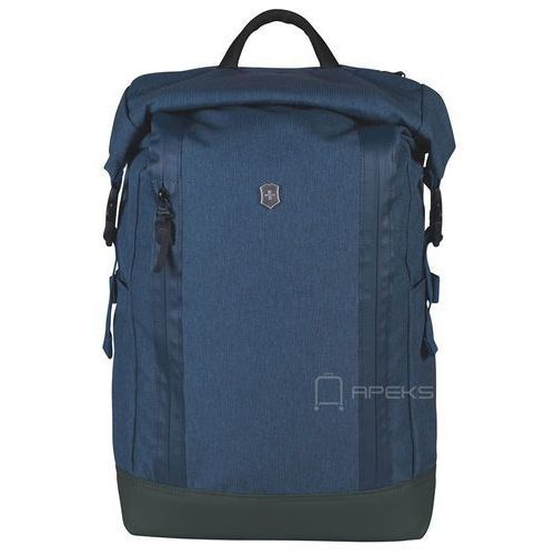 "altmont classic rolltop laptop backpack blue plecak na laptop 15,4"" - blue marki Victorinox"
