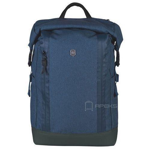 "altmont classic rolltop plecak na laptop 15,4"" / granatowy - blue marki Victorinox"