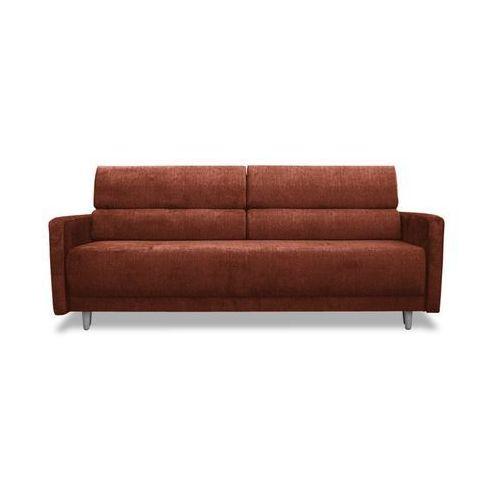 """Sofa """"FADO"""" rozkładana - pomarańczowy"""