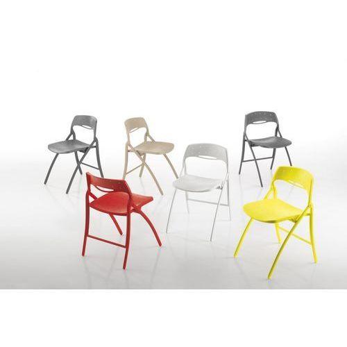 Krzesło składane arco - color marki Intar seating