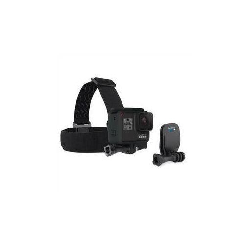 GoPro mocowanie na głowę do kamery + QuickClip