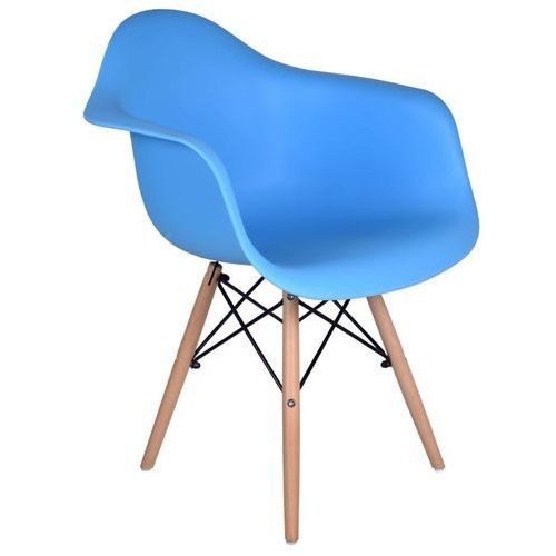 Krzesło nicea niebieskie wyprodukowany przez Ehokery.pl