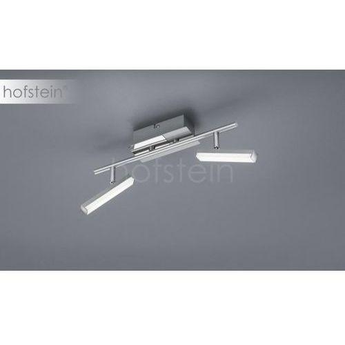 Trio OPIUM reflektor LED Nikiel matowy, 2-punktowe - Nowoczesny - Obszar wewnętrzny - OPIUM - Czas dostawy: od 3-6 dni roboczych (4017807299632)