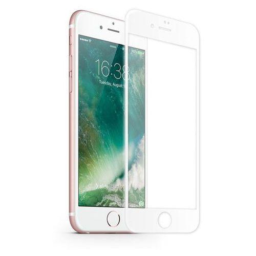 Jcpal Szkło hartowane  preserver ultra-tough edge 3d iphone 7 biały