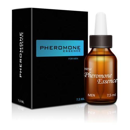 OKAZJA - Shs Pheromone essence for men feromony w kroplach męskie 7,5 ml