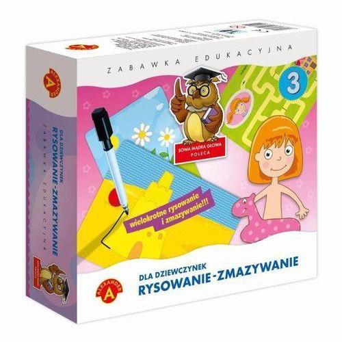 Zabawka ALEXANDER Rysowanie-Zmazywanie Dla Dziewczynek (5906018007381)
