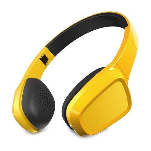 Energy Sistem słuchawki Headphones 1 Mic, żółte