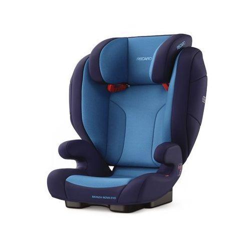 Recaro fotelik samochodowy monza nova evo xenon blue