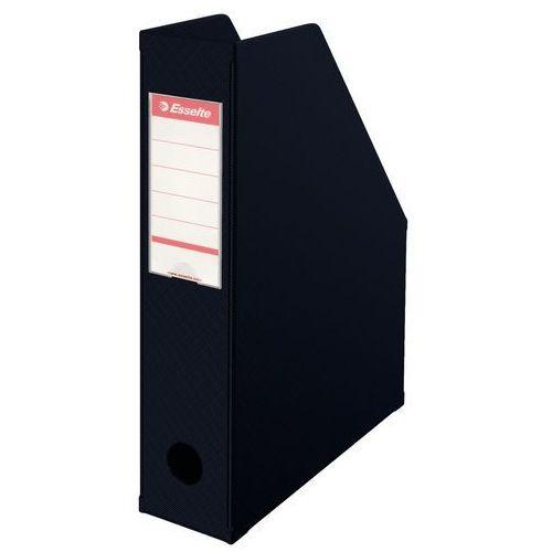 Pojemnik na dokumenty vivida 7cm czarny składany marki Esselte