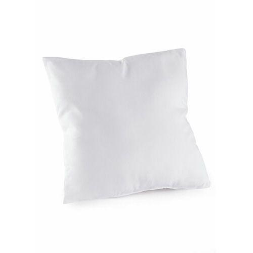 Poduszka /wkład z mikrofazy biały marki Bonprix