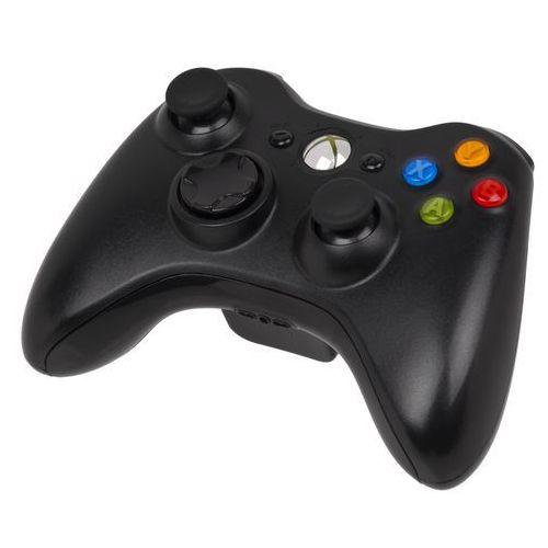 Microsoft Kontroler xbox 360 czarny (0885370114850)