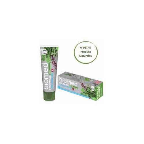 Splat Biomed biocomplex pasta do zębów odświeżająca 100g (7640170370034)