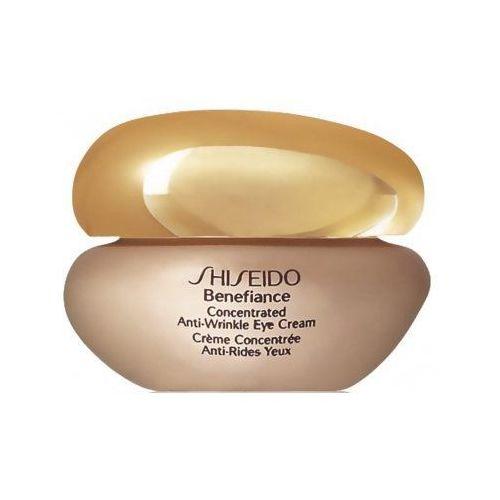 benefiance concentrated anti wrinkle eye cream (w) krem przeciwzmarszczkowy pod oczy 15ml marki Shiseido