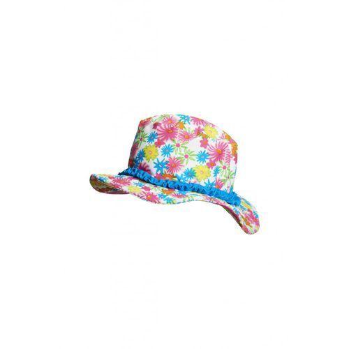 Playshoes girls kapelusz kwiatki (4010952457179)