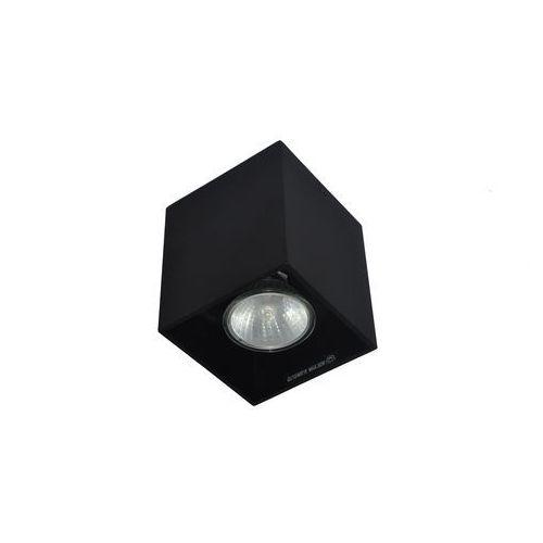 Lampa sufitowa SPOT RONDOO 2x Czarny 50407-BK - Czarny, kolor szara