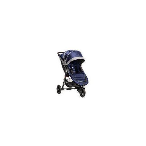 W�zek spacerowy city mini gt single + gratis (cobalt grey) marki Baby jogger