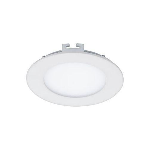 Plafon Eglo Fueva 1 94047 lampa oprawa wpuszczana downlight oczko 1x5,5W LED 3000K biały (9002759940478)